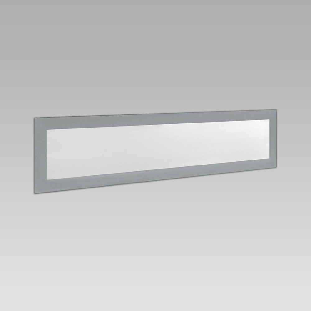 Recessed step lights
