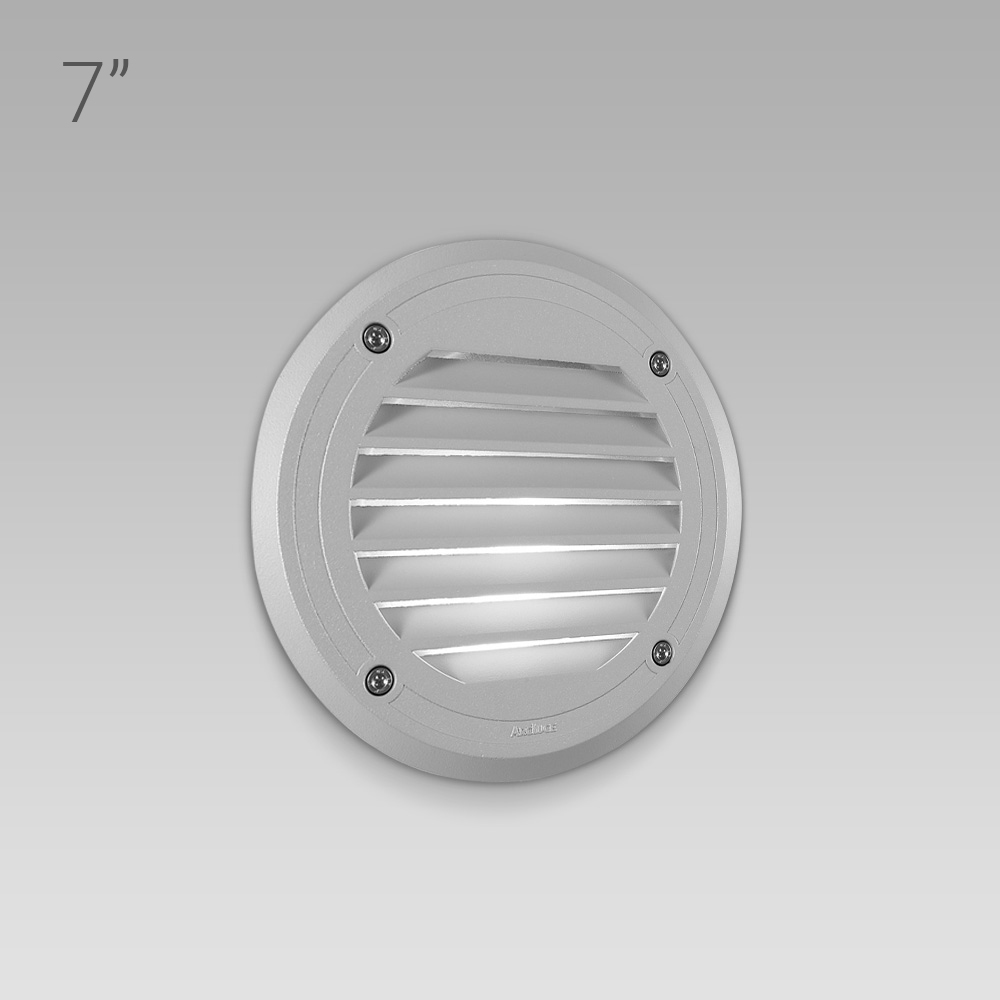 Recessed step lights THUNDER180